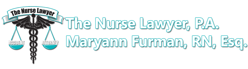 Personal Injury Attorney | Maryann Furman, RN, JD from the The Nurse Lawyer, P.A